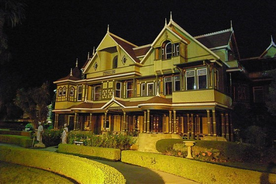 winchester mansion essay The mystery of the winchester house is now finally solved, and it has nothing to do with haunting spirits or seances the highly sensationalized folk tale that is fed to the public.