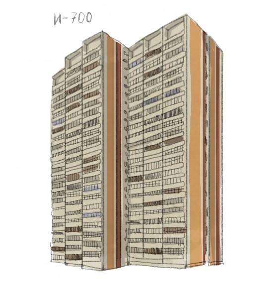 1 46 тип панельного дома