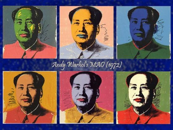 Uorhol-Mao