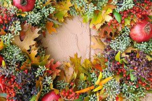 Как обновить интерьер к осени?