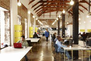 Как цвета офиса влияют на продуктивность работы?