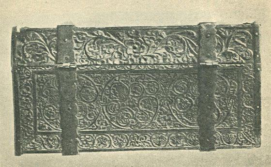 Укладка, 17 век