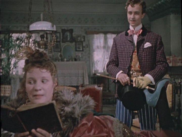 """К/ф """"За двумя звйцами"""" (1961 г.),"""