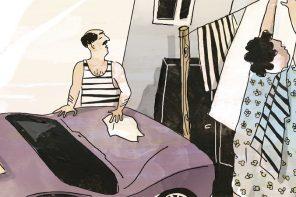 Можно ли парковать машину во дворе жилого дома?