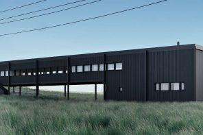 Saphoshkin-house и разговоры об архитектуре
