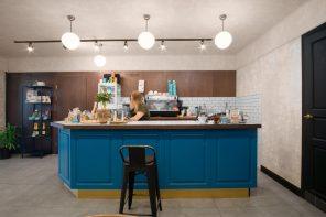 Кофейня Portland и разговоры о дизайне