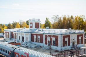"""В России построено первое здание из """"гигантского Lego"""""""