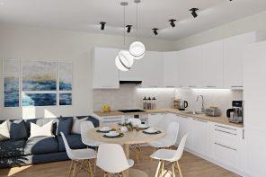 Как использовать маленькую квартиру по максимуму: идеи планировки