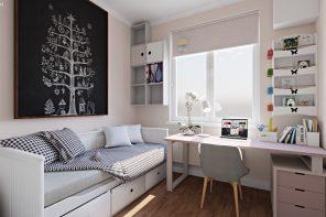 Карантин дома: как правильно распланировать пространство?