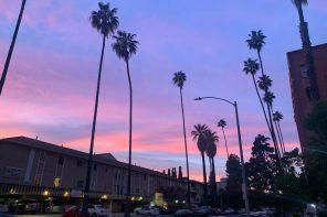 Как проходит карантин в Лос-Анджелесе?