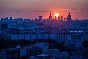 Спрос на новостройки в Москве снизился на 17%